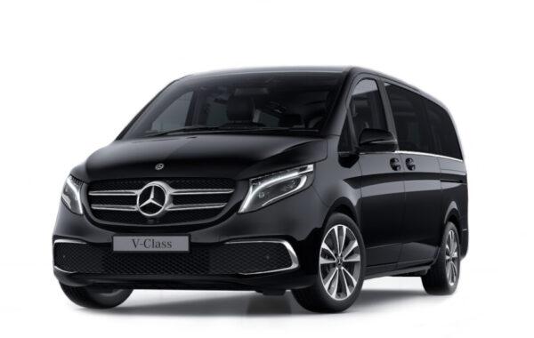 Azur Car Service Van Monaco